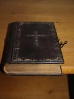 Livre Religieux Italien (éd 1820 Environs) - 444 Pages L´imitazione Di Gesu Cristo Di Tommaso Da Kampis Format14,5X9,5cm - Religión