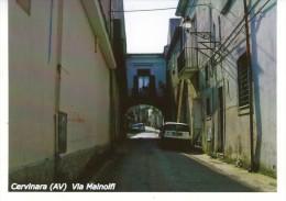 "Cervinara (AV)  Via Mainolfi     "" FOTO Formato 14,8 X 10.5 "" - Lieux"