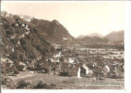 VADUZ  Vue Générale - Liechtenstein