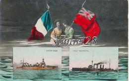 VICTOR-HUGO - H. M. S. WEYMOUTH - Warships
