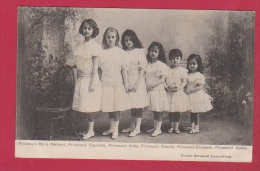 Famille Grand-Ducale //  Les Princesses - Grossherzogliche Familie