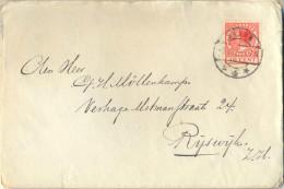4Za944 : Omslag Met N°153: BAARN *4* > Rijswijk ULPZEGELS 1 MEI-30AUGUSTUS > Hengelo(G) - 1891-1948 (Wilhelmine)