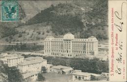 ITALIE SAN PELLEGRINO / Grand Hôtel Veduto Dalle Vicinanze Del Paradiso / - Italia
