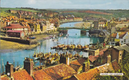 WHITBY -THE HARBOUR - Whitby