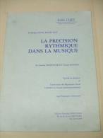 La PRÉCISION RYTHMIQUE Dans La MUSIQUE (formation Musicale) : 20 Partitions - Musique & Instruments