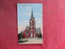 South Dakota> Aberdeen Sacred Heart Church-- Parcel Post  Stamp    Ref 1534 - Aberdeen