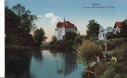 HANAU, An Der Wilhelmsbrück ( Kinzig )  1916 - Hanau