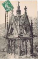 Cpa  PARIS CIMETIERE DU PERE LACHAISE Tombeau D Heloise Et D Abelard - France