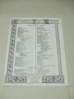 Partition Oeuvres De Paul Wachs : BERCEUSE (Wiegenlied) De Joh. BRAHMS Pour Piano à 2 Mains - Instruments à Clavier