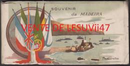 Recorda��o Do Bombardeamento Do Funchal Por um Submarino Allem�o em 3/12/1916 .