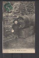 """Pub - Pour Le Cidre - """" On Va Boire Un Coup """" - Werbepostkarten"""