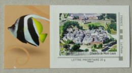 LFV3 Le Languedoc-Roussillon : Citadelle De Mont-Louis   (autocollant / Autoadhésif) - France