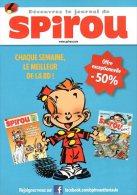 Flyer Bulletin Abonnement Spirou - Ill. Tome Et Janry - Franquin