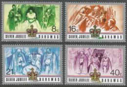 Bahamas. 1977 Silver Jubilee. MNH Complete Set SG 488-91 - Bahamas (1973-...)
