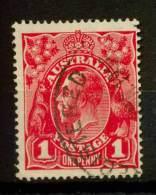 #14-09-00381 - Australia - 1913 - SG 17 - US - QUALITY:100%