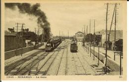 CPA  MIRAMAS, La Gare  7279 - Otros Municipios