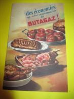 Publicité /Prospectus De 8 Pages  / BUTAGAZ/Des économies Sur Votre Consommation / Vers 1950     GEF48 - Electricity & Gas