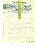 27 - Eure - GISORS - Facture MOUTON - Chiffons Classés Pour Papeterie – 1907 - REF 112 - 1900 – 1949