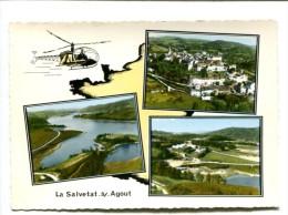 CP - LA SALVETAT SUR AGOUT (34) - La Salvetat