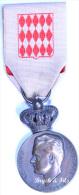 Monaco Médaille Avènement Rainier III - Non Classés