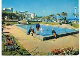 BIARRITZ - Le Bassin Sur La Promenade Près De La Grande Plage - Yvon 6380 - Non Circulé - - Biarritz