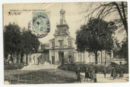 COGNAC. - Hôtel De Ville . Animé - Cognac