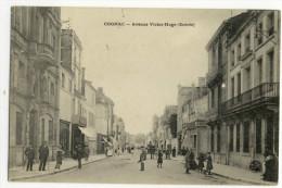 COGNAC. - Avenue Victor Hugo ( Entrée). Cliché Assez Rare - Cognac