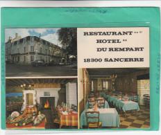 SANCERRE HOTEL RESTAURANT DU REMPART - Sancerre