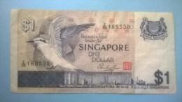 SINGAPORE 1 Dollar 1976 - BB - Singapore