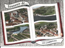 LES CAMMAZES (Tarn)    Souvenir De ...         MULTIVUES - Autres Communes