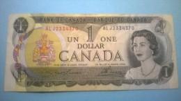 CANADA 1 Dollaro - 1973 - BB - Canada