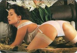 Pocket Calendar SEXY GIRL - WOMAN NUDE - EROTIC - EROTIK - Petit Format : 1991-00