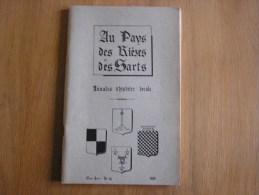 AU PAYS DES RIEZES & DES SARTS N° 40 Sévigny La Forêt Repression Petite Chapelle Regniowez Cul Des Sarts Renard - Cultuur