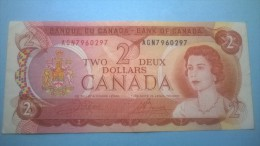 CANADA 2 Dollari - 1974 - SPL - Canada