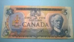 CANADA 5 Dollari - 1979 - BB+ - Canada