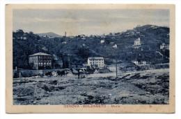 GENOVA - BOLZANETO - MURTA - Genova (Genua)