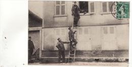 Sauvetage Par Les Pompiers - Troyes