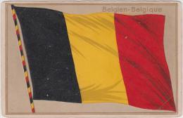 AK - Belgien - Belgique - Flagge  -20iger - Belgien