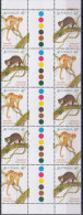 AUSTRALIA Cuscus, Joint Issue Indonesia - Sheets, Plate Blocks &  Multiples