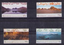 AUSTRALIA Geology - Geology