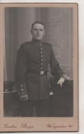 Nr. 2133,  Kleines Kabinettfoto, Uniformen, Soldaten,  Ca. 6,5cm X 10,5 Cm, Weingarten - Guerra 1914-18