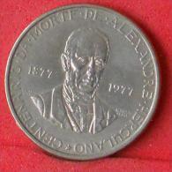PORTUGAL  5  ESCUDOS  1977   KM# 606  -    (Nº08436) - Portugal