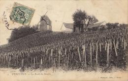 Verzenay La Route Du Moulin Marne 51 - Altri Comuni