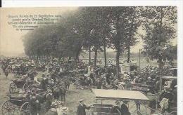 Entre Art Sur Meurthe Et Lenoncourt     Grande Revue  Du 11 Septembre 1909 Passée Par LeGl Pau - Other Municipalities