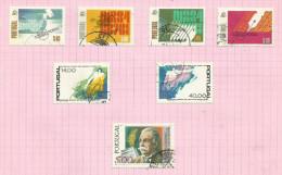 Portugal N°1397 à 1403 Côte 2.50 Euros - 1910-... République