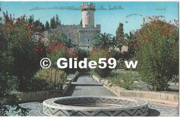 RHODES - Flower Garden - N° 77 - Grèce