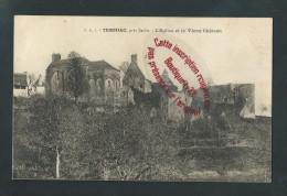 K807 - TEMNIAC L´Eglise Et Le Vieux Chateau - (24 - Dordogne) - Sarlat La Caneda