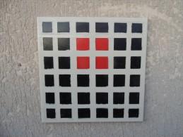 """X RED PASSION """"DIVERSITA'"""" ACRILICO SU TELA 30X40 FIRMA SUL RETRO - Acrilici"""
