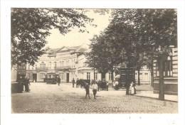 KREFELD - ALLEMAGNE - MORSERSTRASSE AM OSTWALL - Krefeld