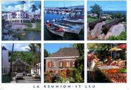 974 - ILE DE LA REUNION -  Océan Indien Ile Bourbon -SAINT LEU - Autres